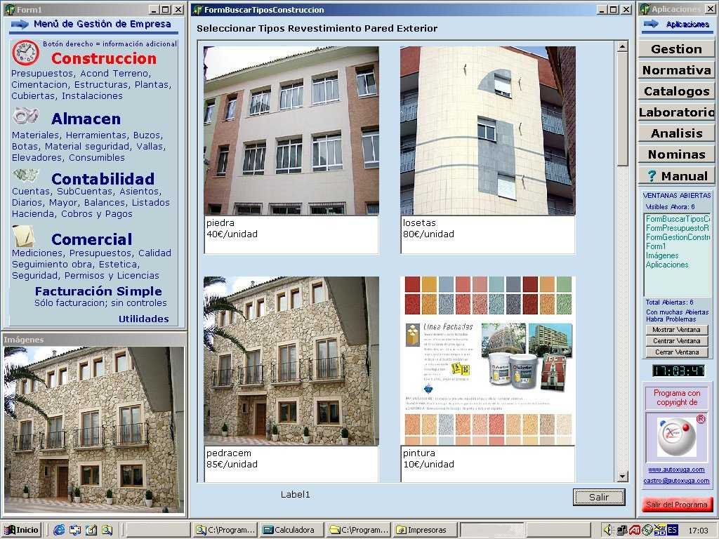 Autoxuga construccion casas construccion costes for Programa para construccion de casas
