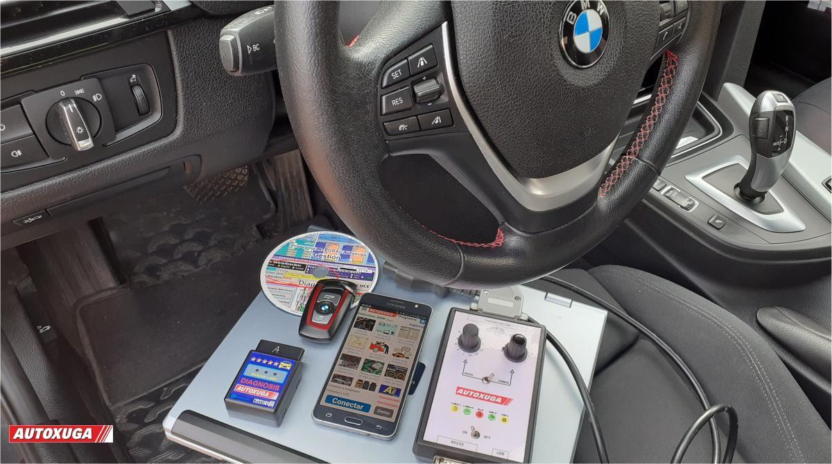 Aplicaciones Autoxuga para diagnosis coches
