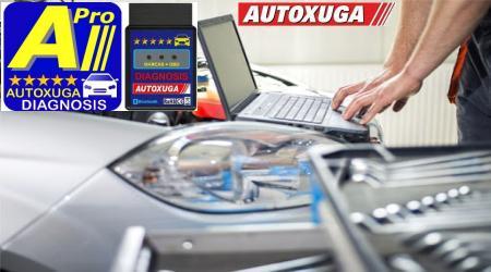 Equipo diagnosis o escaner coches multimarca