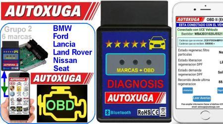Escaner para coches multimarca