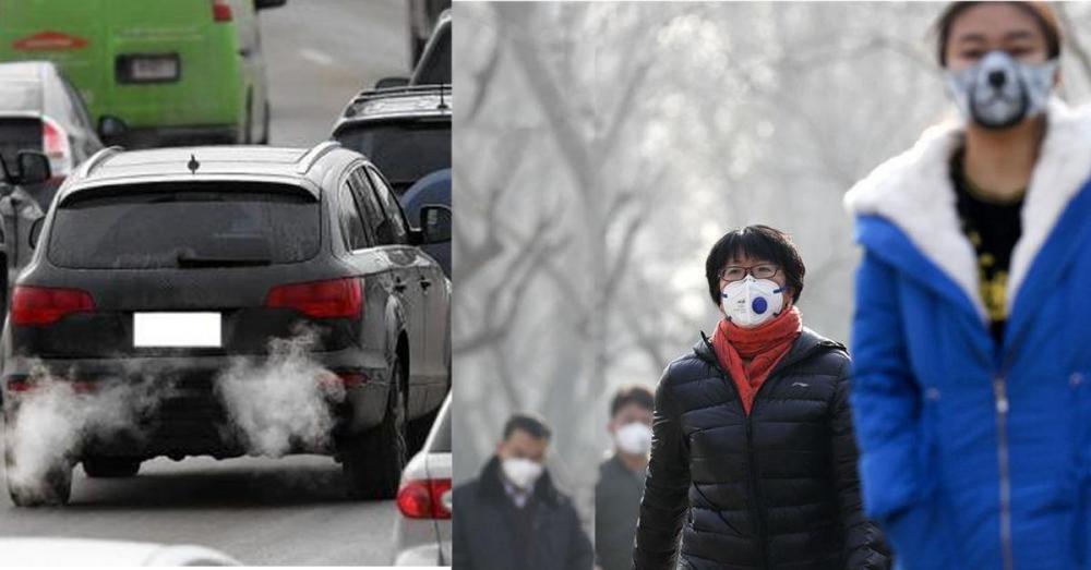 Automovil y contaminacion