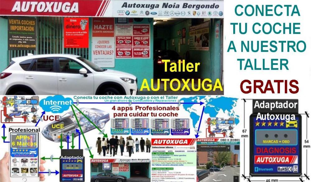 Taller Autoxuga en Noia, Coruña