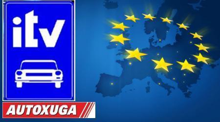 Directiva del parlamento europeo e ITV vehiculos