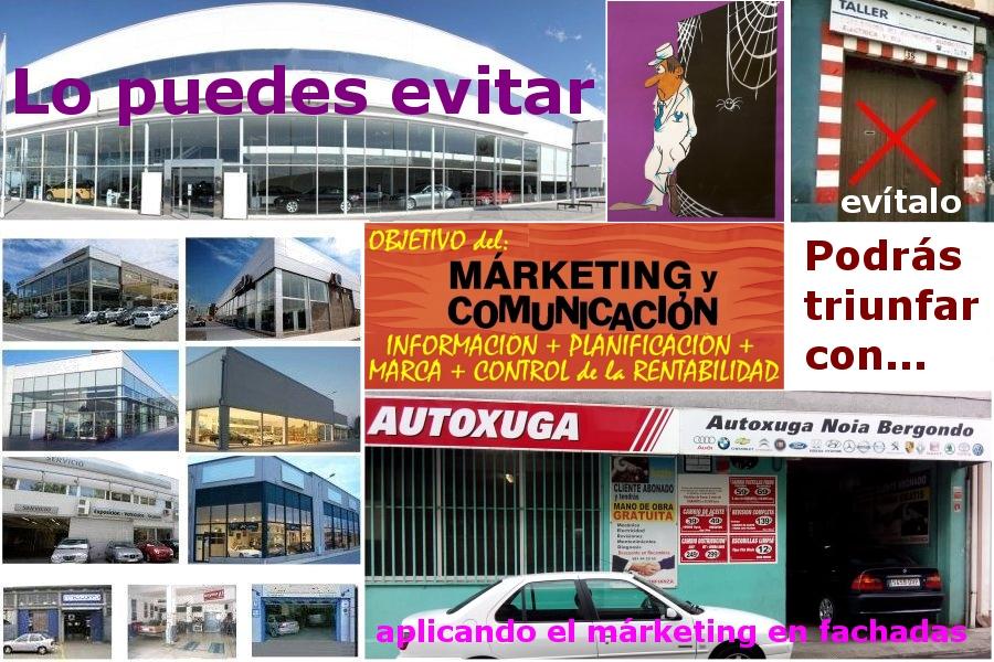 Comunicacion con marcas coches