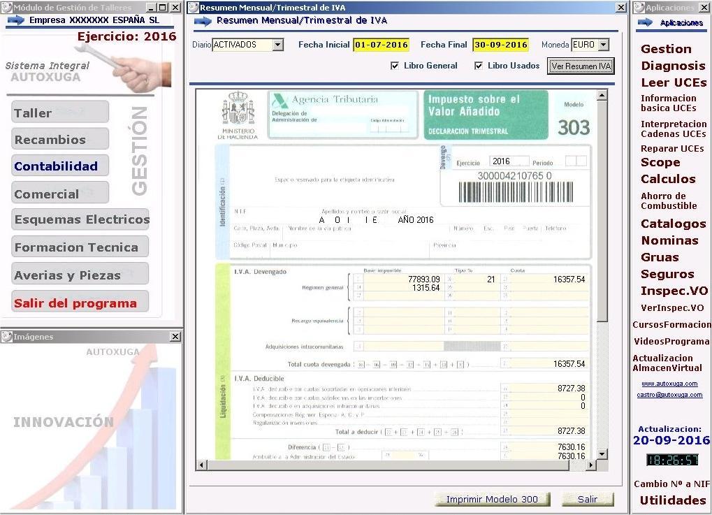 IVA trimestral automatico agencia tributaria